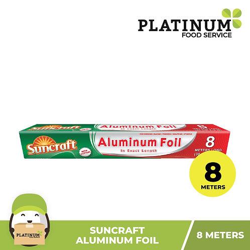 Suncraft Aluminum Foil w/ Cutter 30cm x 8m