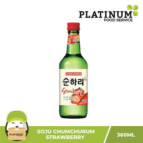 Soju Chum Churum Strawberry