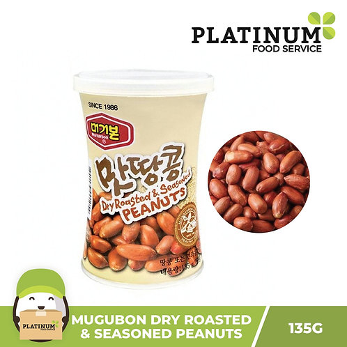 Roasted Peanuts Original Flavor 135g