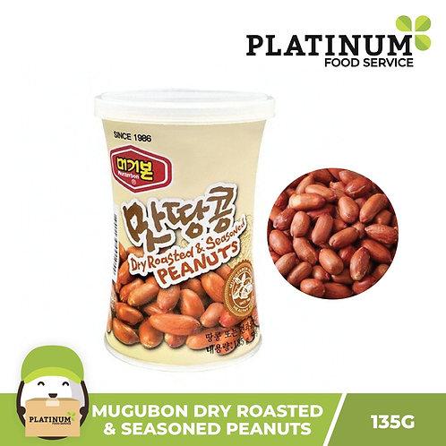 Roasted Peanuts Original Flavor 135g