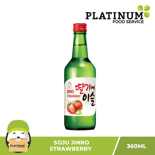Soju Jinro Strawberry