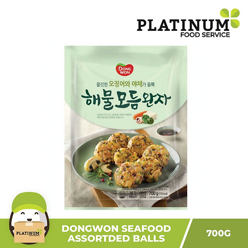 Dongwon Seafood Assorted Ball 700g