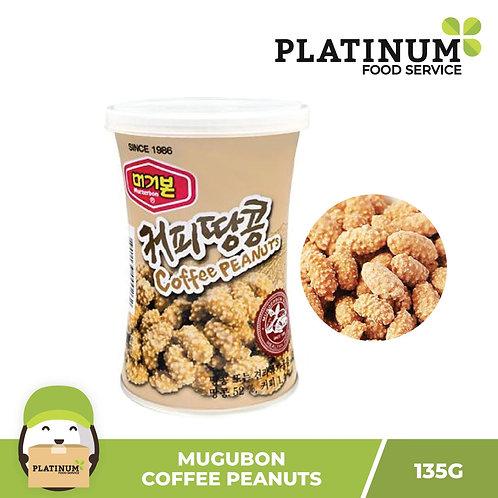 Roasted Peanuts Coffee Flavor 135g