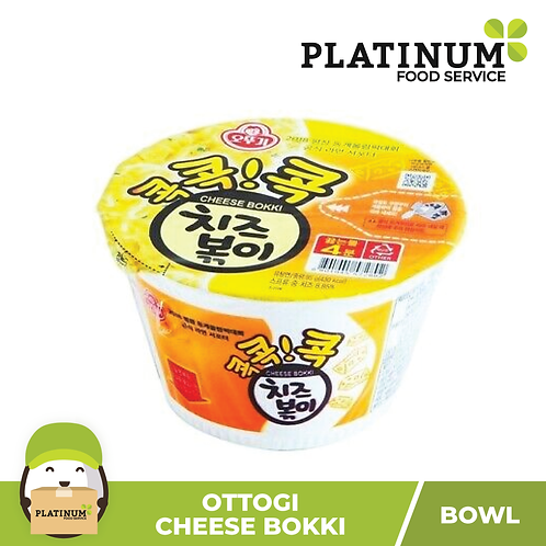 [SALE 10% OFF] Ottogi Cheese Bokki Bowl 95g