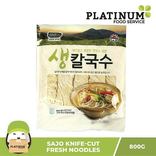 Sajo Knife Cut Fresh Noodles 800g