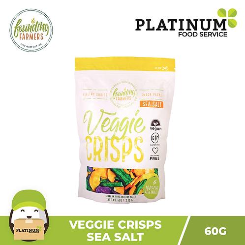 Founding Farmers Veggie Crisps (Sea Salt) 60g