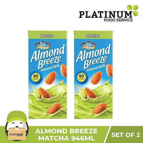 Almond Breeze Matcha (948 mL�x 2)