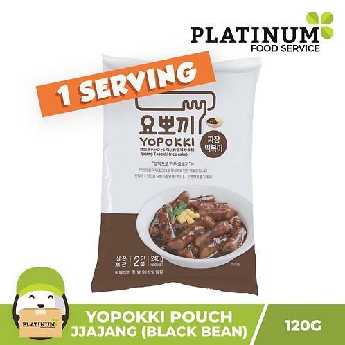[SALE 20% OFF] Yopokki Jjajang Pouch 120g