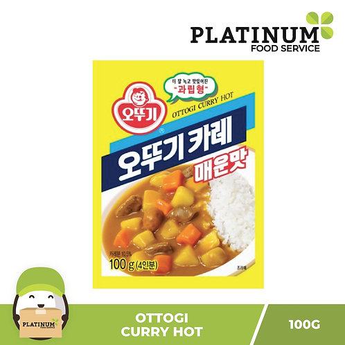 Ottogi Curry Powder (Hot) 100g