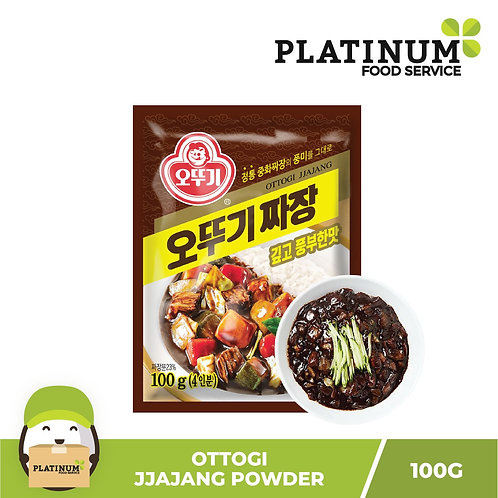 Ottogi Jjajang (Black Bean) Powder 100g