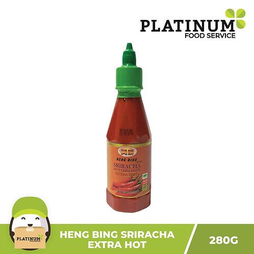 Heng Bing Sriracha Chili Sauce (Extra Hot) 280g