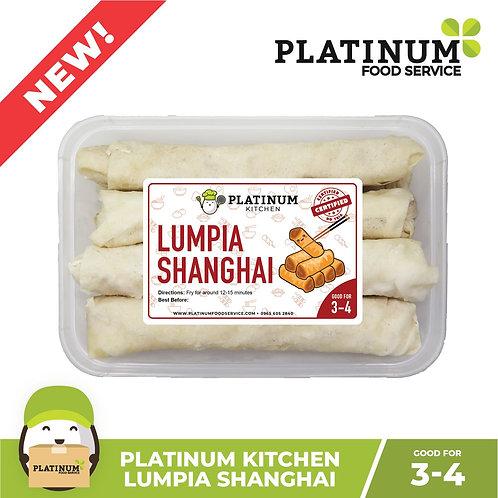 Platinum Kitchen: Lumpia Shanghai