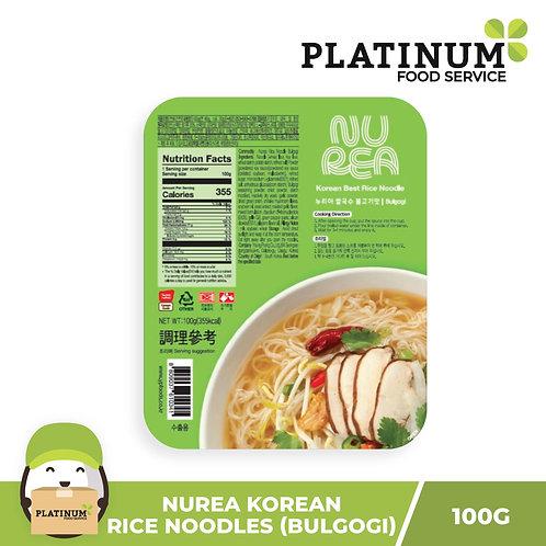Young Poong Rice Noodles (Bulgogi Flavor) 100g