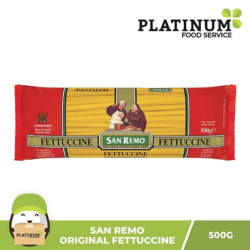 San Remo Fettuccine 500g