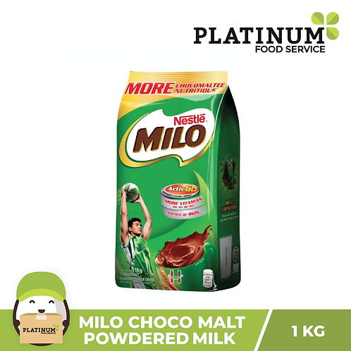 Milo Choco Malt 1kg