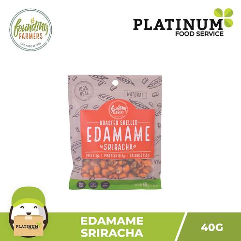 Founding Farmers Roasted Edamame (Sriracha) 40g