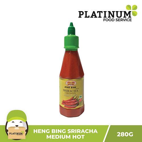 Heng Bing Sriracha Chili Sauce (Medium Hot) 280g