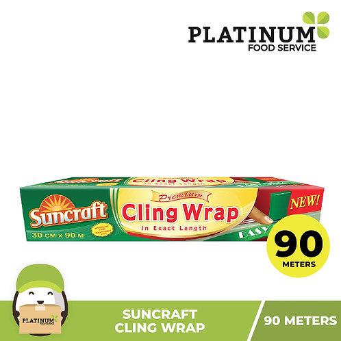 Suncraft Cling Wrap Easy Slide 30cm x 90m