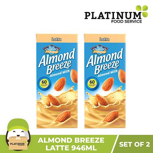 Almond Breeze Latte (946 mL�x 2)