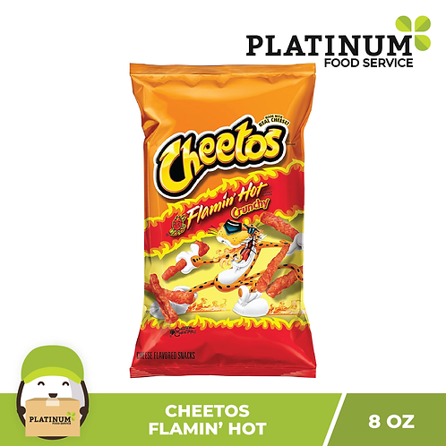 Cheetos Flamin Hot Chips 226g