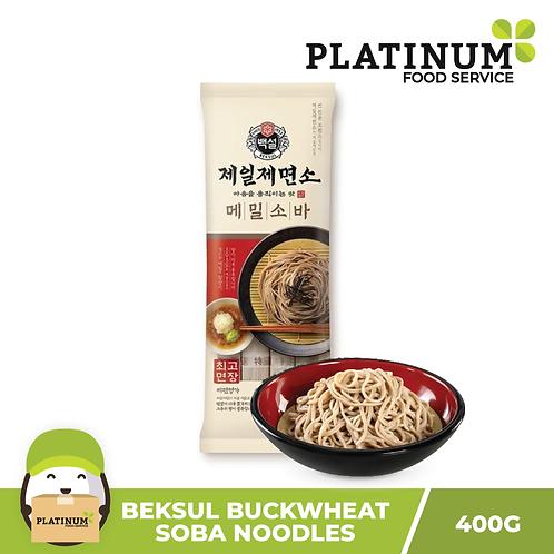 Beksul Buckwheat Soba Noodle 400g (4 servings)