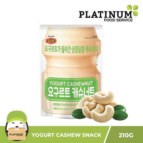 Mugubon Cashew (Yogurt Flavor) 210g