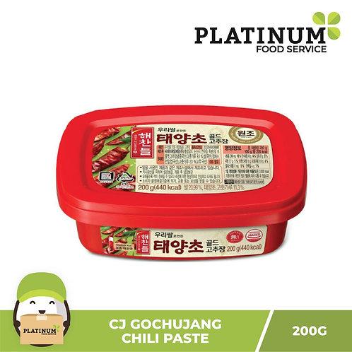 CJ Gochujang Paste 200g (Spicy Level 3)