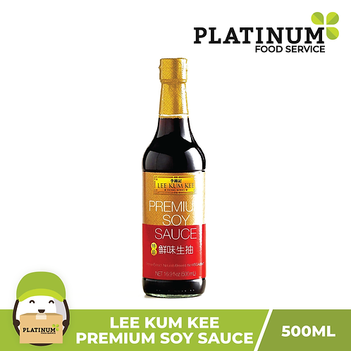 Lee Kum Kee Premium Soy Sauce 500mL