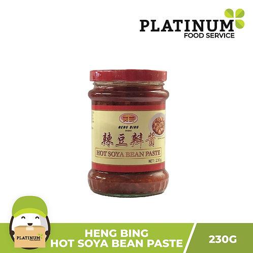 Heng Bing Hot Soya Bean Sauce 240g