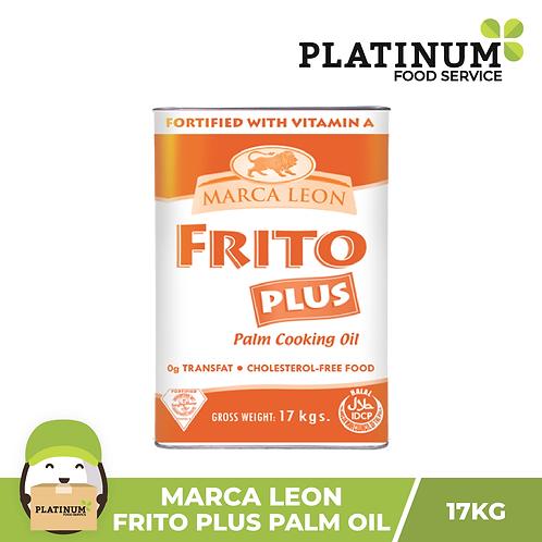 Marca Leon Frito Plus Palm Olein 17kg
