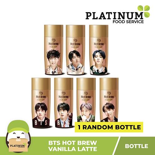 BTS Hot Brew Vanilla Latte 270mL
