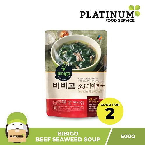 Bibigo Beef Seaweed Soup 500g (Good for 2)