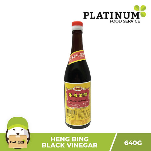Heng Bing Black Vinegar 640mL
