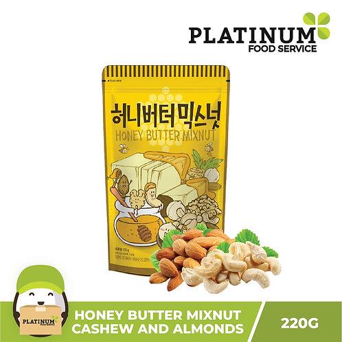 Tom's Honey Butter Mixnut 220g