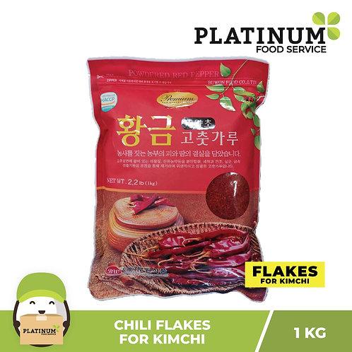 Hwanggum Chili Flakes for Kimchi 1kg
