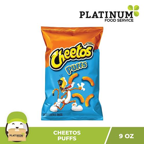Cheetos Cheese Puffs Chips 255g