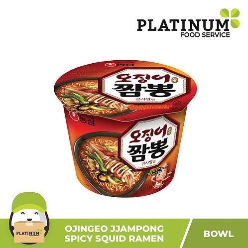 Ojingeo Jjampong Spicy Squid Ramen 115g