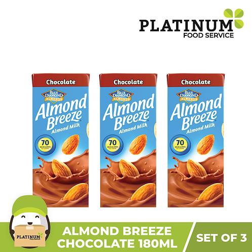 Almond Breeze Chocolate (180mL x 3)