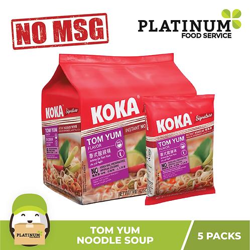 Koka Tom Yum Flavor 85g x 5packs