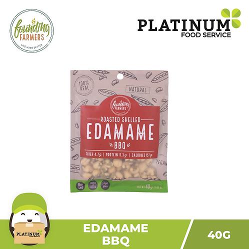 Founding Farmers Roasted Edamame (BBQ) 40g