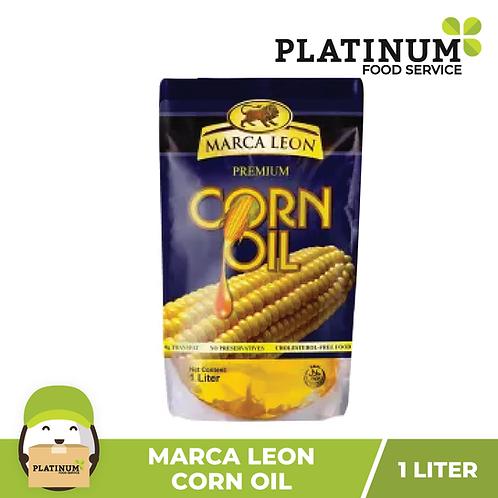 Marca Leon Corn Oil 1 Liter