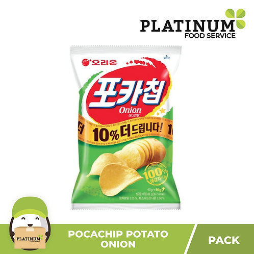 Orion Potato Chip Onion Flavor 67g