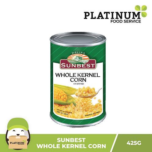 Sunbest Whole Kernel Corn 425g
