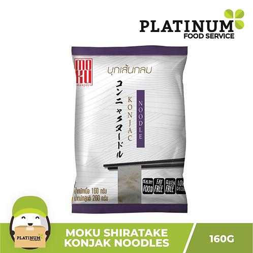 Moku Shiratake Konjac Noodle 160g (Single Serving)