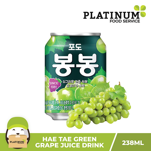 Hai Tai Green Grape Juice 238mL