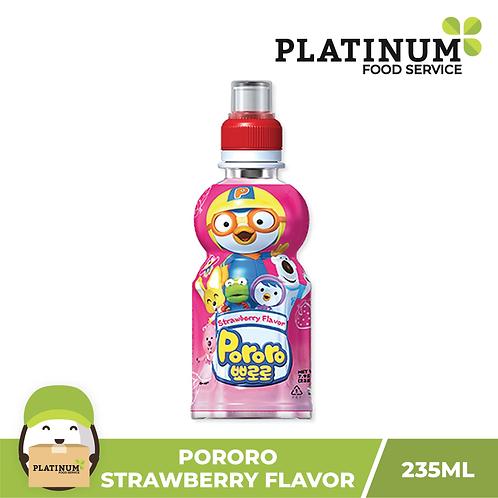Pororo Strawberry Drink 235mL