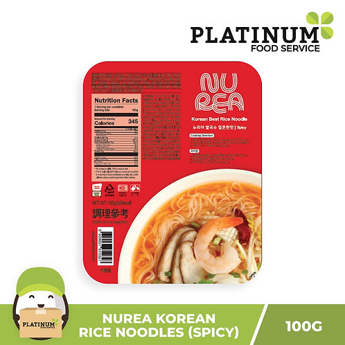 [SALE 50% OFF] Young Poong Rice Noodles (Spicy Flavor) 100g