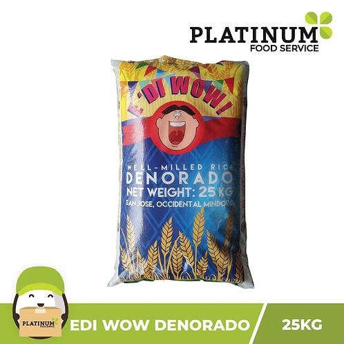 Edi Wow Dinorado Rice 25kg
