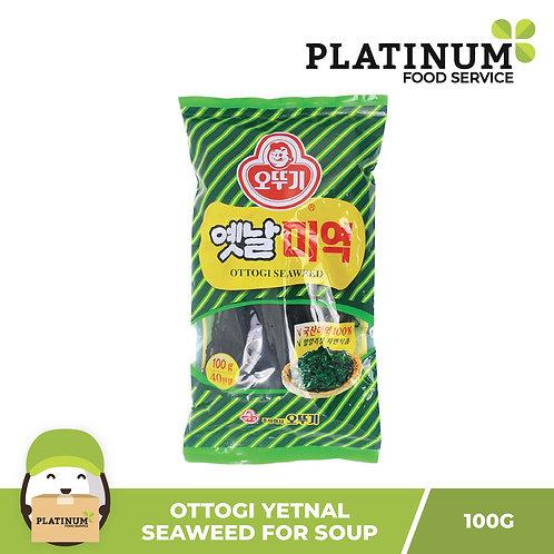 Ottogi Yetnal Seaweed 100g