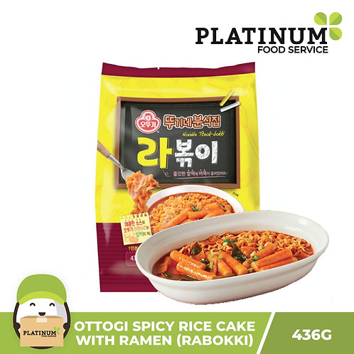Ottogi Tteokbokki Rice Cake with Ramen